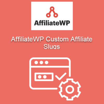 AffiliateWP Custom Affiliate Slugs