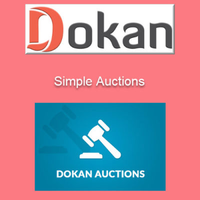 Dokan – Simple Auctions