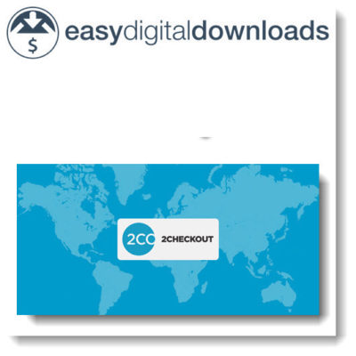 Easy Digital Downloads 2Checkout Payment Gateway