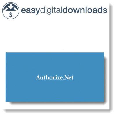 Easy Digital Downloads Authorizenet Payment Gateway