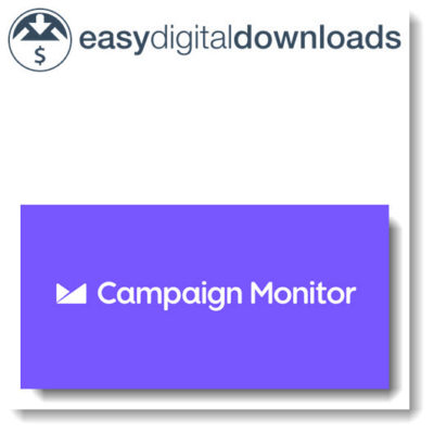 Easy Digital Downloads Campaign Monitor