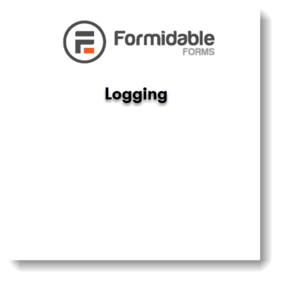 Formidable Forms – Logging