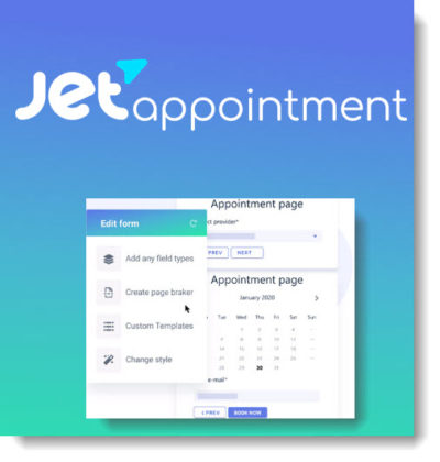 JetAppointment for Elementor
