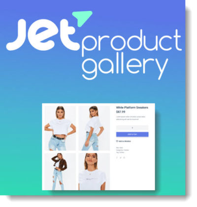 JetProduct Gallery For Elementor