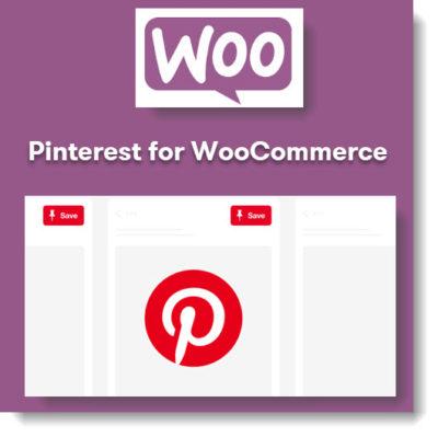 Pinterest for WooCommerce