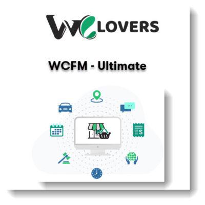 WCFM – Ultimate