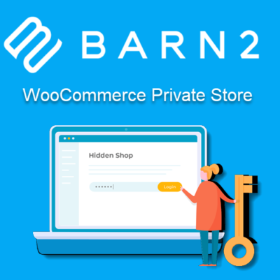 Barn2 WooCommerce Private Store