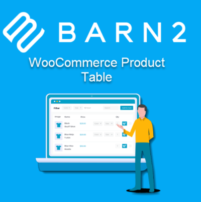 Barn2 WooCommerce Product Table