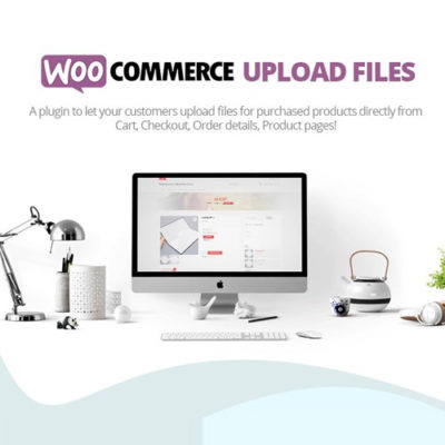 WooCommerce Upload Files