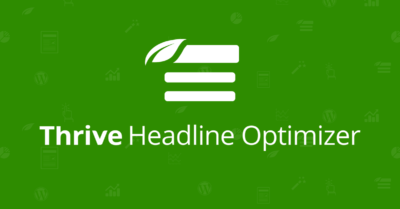 Thrive Themes Headline Optimizer