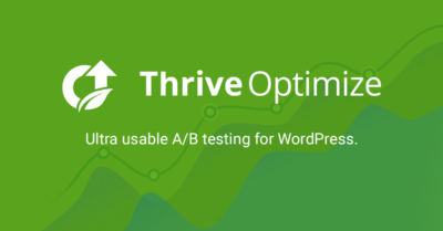 Thrive Themes Optimize