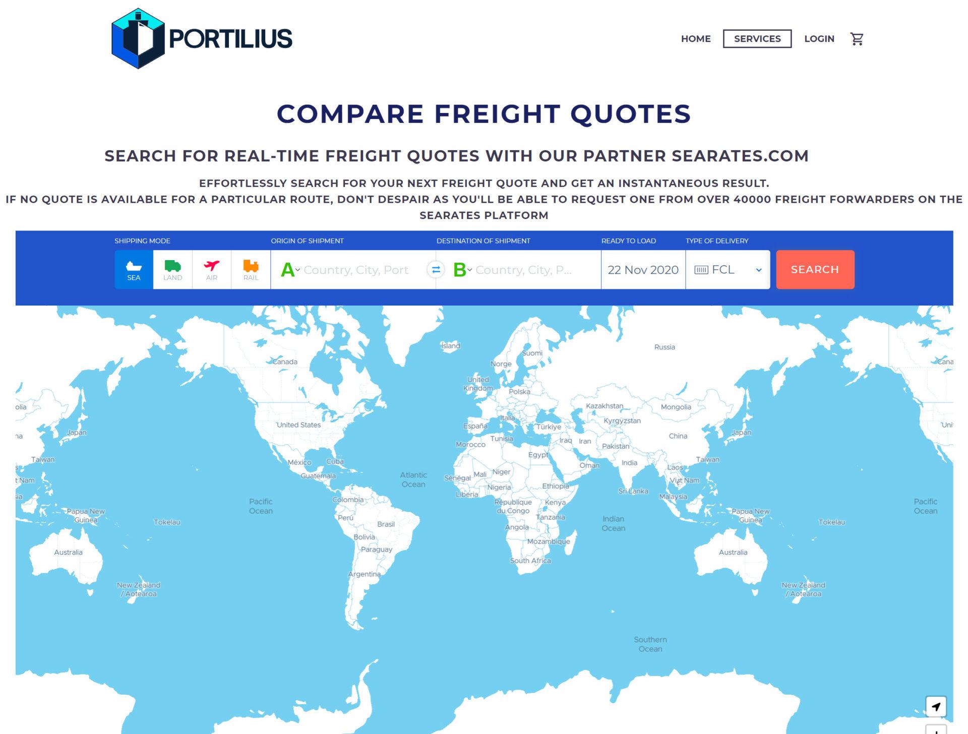 Freightcompare